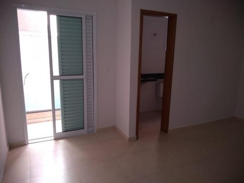 Imagem 1 de 15 de Apartamento 3 Quartos Santo Andre - Sp - Vila Pires - Rm122ap