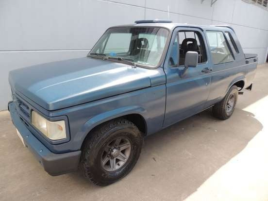 Chevrolet D20 4.0 Custom S Cd 8v Turbo Diesel 2p Manual