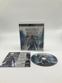 Assassins Creed Rogue Playstation 3 Ps3 Original Fisico