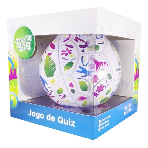 Jogo De Quiz Copa Do Mundo Fifa 2014 Copag