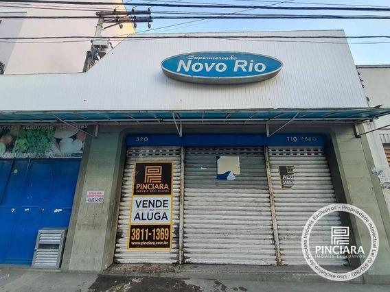 Loja Com 440 M² Por R$ 3.500.000 E Locação Por R$ 15.000,00/mês- Largo Do Marrão - Niterói/rj - Lo0054