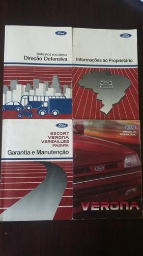 Ford Verona Verona Glx 1.8ap