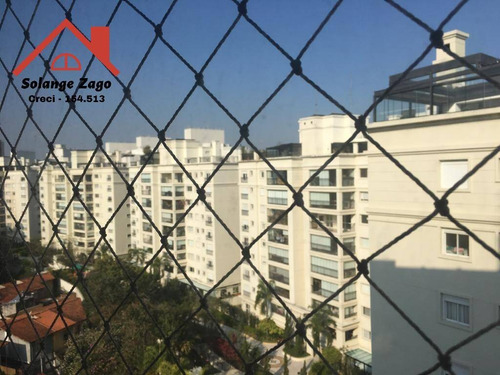 Apartamento Chácara Santo Antônio - 2 Dorms - 74 Mts - 1668