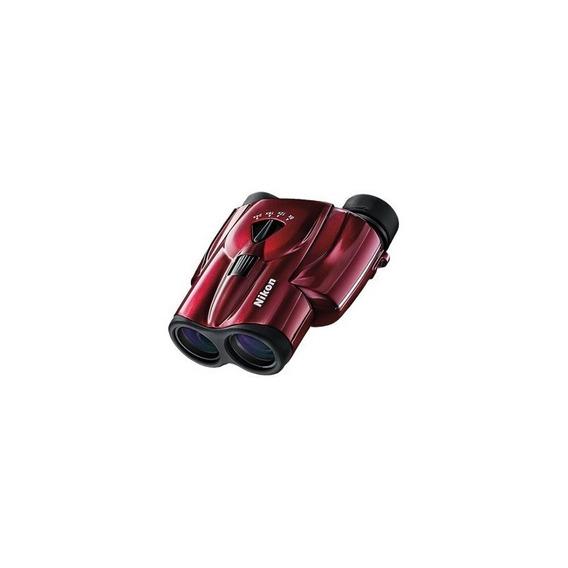Nikon 8-24x25 Aculon Zoom Binocular - Rojo