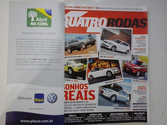 Revista Quatro Rodas N° 639 - Janeiro 2013 - Frete Grátis