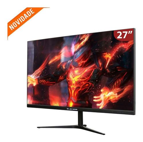 Monitor Bluecase Gamer 27  Led 2,5k 75hz Va Bm278gw