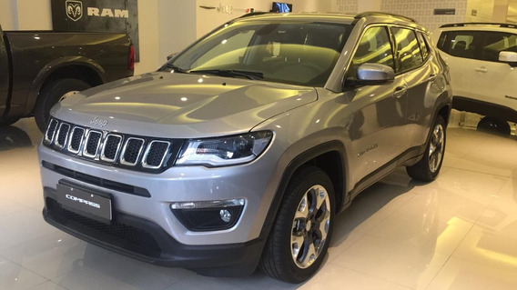 Jeep Compass 2.4 Longitude At6 4x2 Fwd
