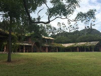 Sítio Com 4 Dormitórios À Venda, 82800 M² Por R$ 9.000.000 - Rio Vermelho - Florianópolis/sc - Si0001