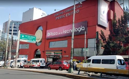 Local Comercial En Área De Comida Rápida En Pericentro, Plaza De La Tecnología