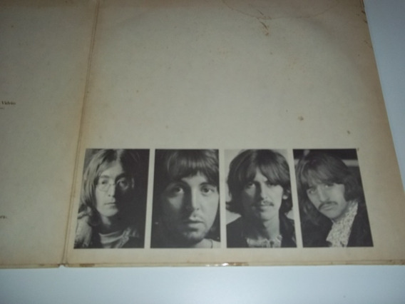 The Beatles, El Album Blanco, Año 1969.