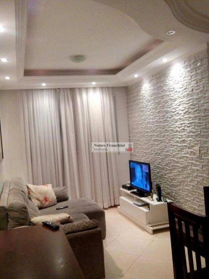Apartamento 2 Dormitórios No Lauzane - Ap5975