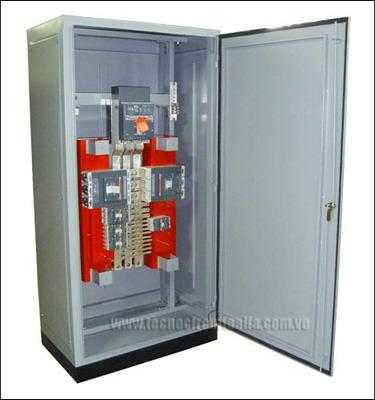 Tableros Elect, Control Industrial Y Potencia Electrica