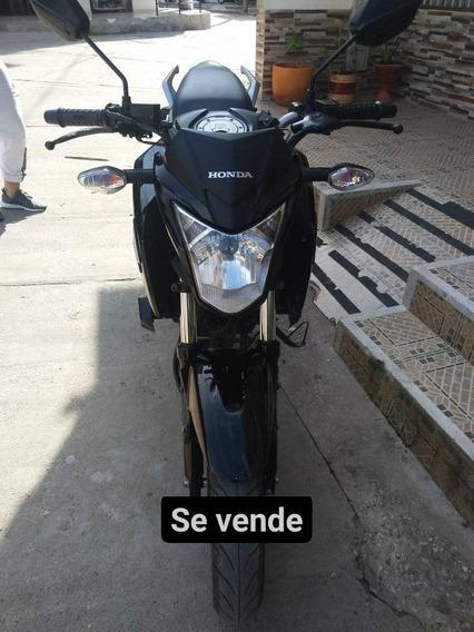 Honda Cb160f