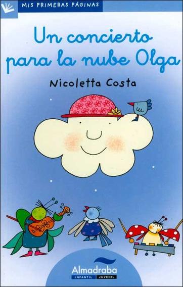 Un Concierto Para La Nube Olga (letra Cursiva)