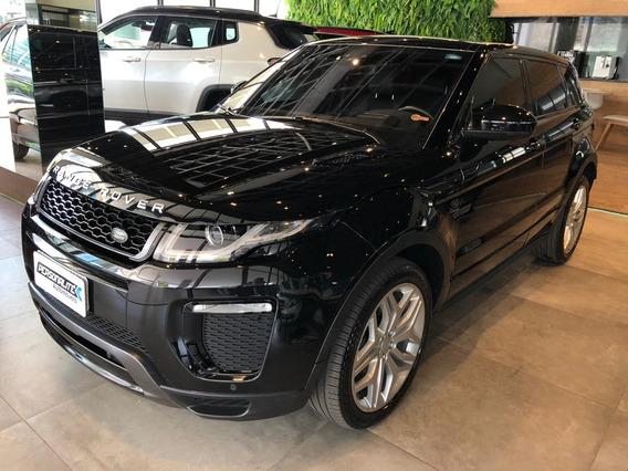 Range Rover Evoque Dynamic Hse Si4 2.0 Turbo Aut 2017