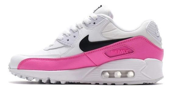 Zapatillas Nike Mujer Air Max 90 Envio Gratis Bv0990100 6/5