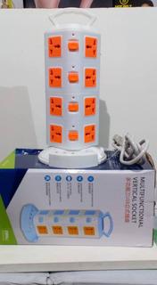 Extencion Socket Torre De 4 Pisos