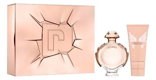 Paco Rabanne Olympea Cofre X 80 Ml + Body Lotion
