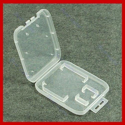 100 X Case Cartão Memória Sdhc Micro Sd 16gb 32gb 64gb