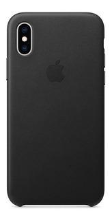 Carcasa Original Apple De Cuero iPhone X / Xs / Xr / Xs Max