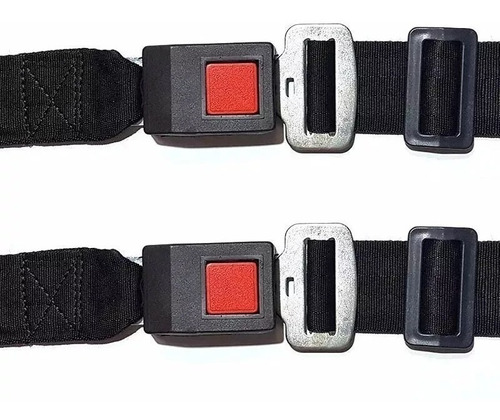 Cinturon De Seguridad De Cintura Auto Micro Camion Trasero