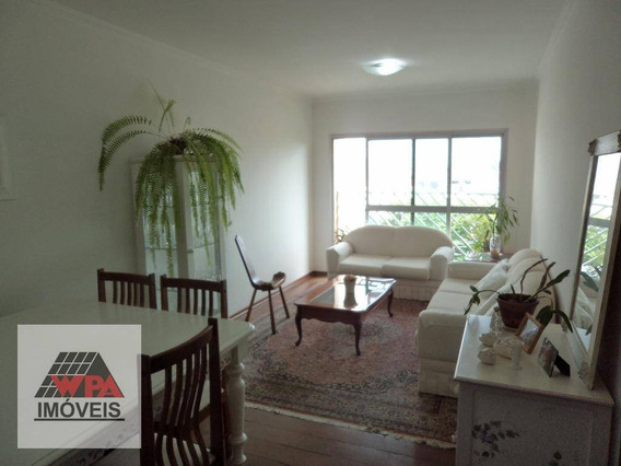 Apartamento À Venda, 120 M² Por R$ 420.000,00 - Vila Jones - Americana/sp - Ap1568