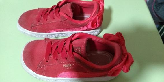 Zapatillas Puma Paradise Pink Nena Niñas