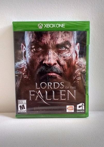 Lords Of The Fallen Xbox One Novo E Lacrado (mídia Física)