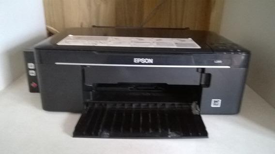Impressora Multifuncional Epson L200 Defeito
