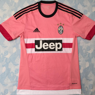 S12846 Camisa adidas Juventus Away 15/16 P Rosa Fn1608