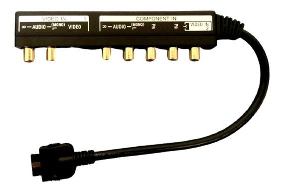Conector Video Rca Video Componente Sony Kdl-46hx825 55hx825