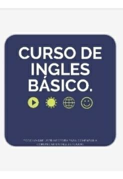 Imagem 1 de 1 de Curso Básico De Inglês