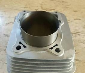 Cilindro Da Twister 250, Retificado, 1.25 Mm, Original Honda