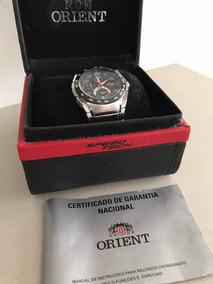 Relógio Masculino Orient Speed Tech