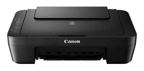 Impressora Canon Multifuncional Jato De Tinta Pixma Mg2510