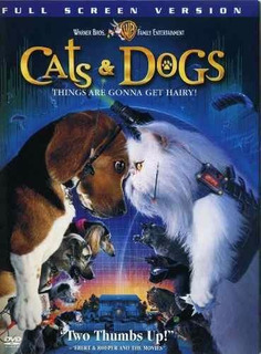 Dvd Cats & Dogs Zona 1