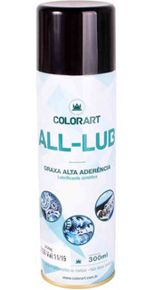 Graxa Alta Aderência Spray Alta Temperatura Lubrificante Tpk