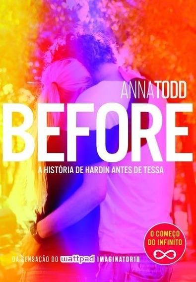 Livro Before Coleção After Volume 6 - Anna Todd