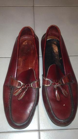 Zapatos Clásicos Hombre Mocasines Talle 40