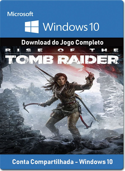 Rise Of The Tomb Raider - Windows 10 - Online - Pc