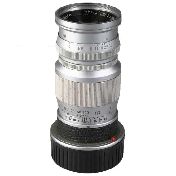 Objetiva Leica Elmar 90mm F4 Gmbh