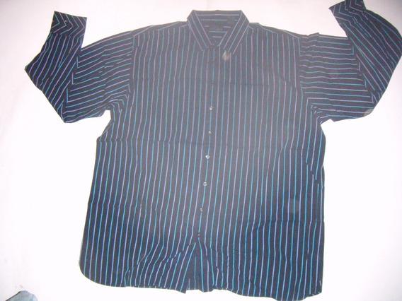 Increíble Camisa Perry Elli 3xl Extra Grande Envío Gratis