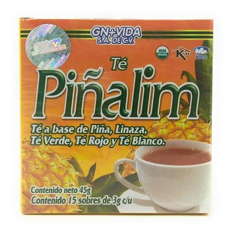 Piñalim Te Original Gn+ Vida 15 Sobres Original