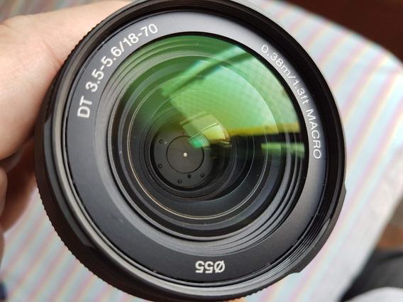 Sony 18-70mm F/3.5-5.6 Af Dt Standard Zoom Lens