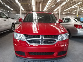 Dodge Journey Se 7 Pasajeros At Super Oportunidad..!!
