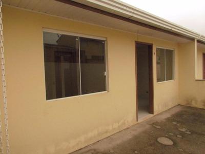 Ótima Residência No Bairro Planta Deodoro Em Piraquara - Ca0345