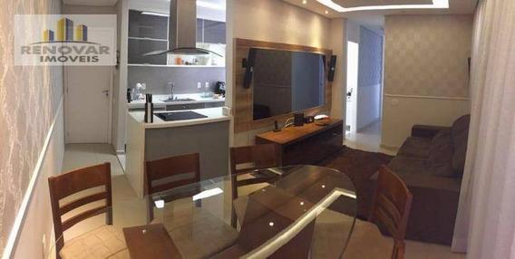 Apartamento Residencial À Venda, Cézar De Souza, Mogi Das Cruzes - . - Ap0644