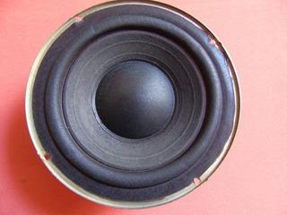 2 Parlante Sony 6.5 Pulgadas Sub Woofer 100w 952-880862