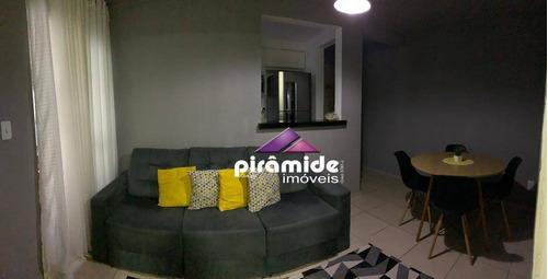 Apartamento À Venda, 59 M² Por R$ 240.000,00 - Bosque Dos Eucaliptos - São José Dos Campos/sp - Ap12797