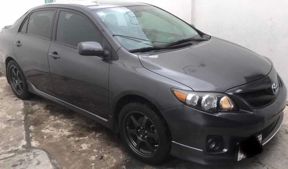 Toyota Corolla 2013 Xrs At